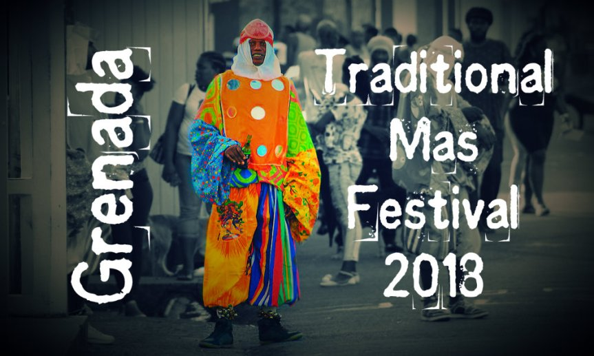 Grenada Traditional Mas Festival2018
