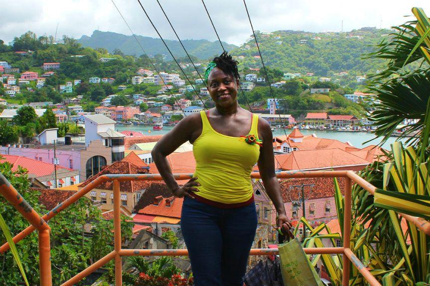 A Forgotten Oasis in Grenada – Tri-CentennialPark!